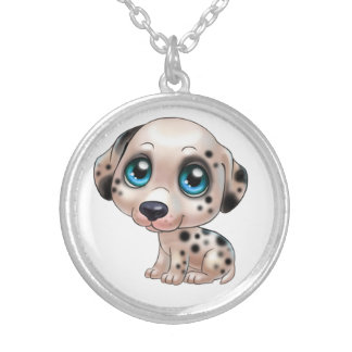 dalmatian dog cartoon jewelry
