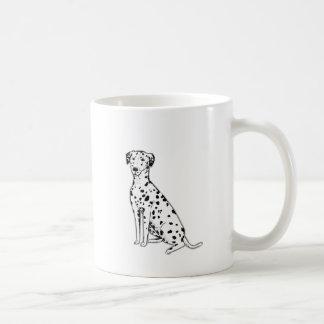 Dalmatian Dog customizable products Mug