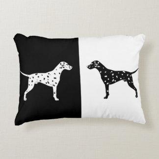 Dalmatian dog decorative pillow