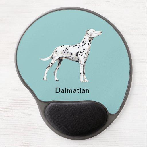 Dalmatian Dog - Gel Mouse Pad