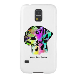 Dalmatian Dog Head Cases For Galaxy S5