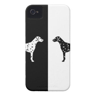 Dalmatian dog iPhone 4 Case-Mate case