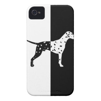 Dalmatian dog iPhone 4 cover
