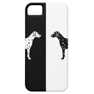 Dalmatian dog iPhone 5 case