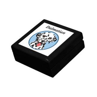 Dalmatian Dog Keepsake Box