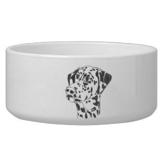 Dalmatian Dog Large Pet Bowl