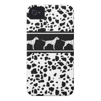 Dalmatian dog pattern iPhone 4 cover