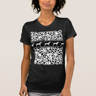 Dalmatian dog pattern T-Shirt