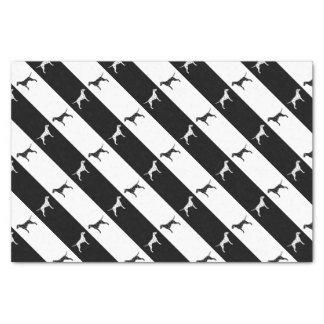 Dalmatian dog tissue paper
