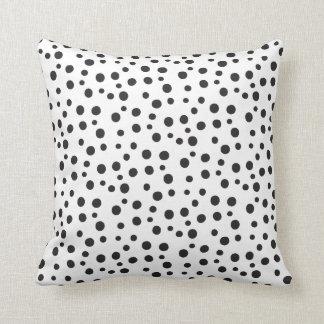 Dalmatian Dot | Throw Pillow