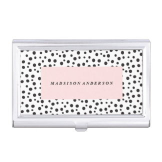Dalmatian Dots | Business Card Holder