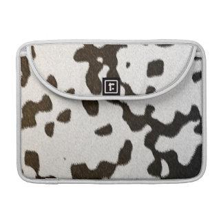 dalmatian faux skin sleeves for MacBooks