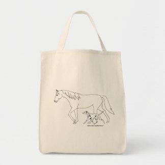 Dalmatian & Horse Design
