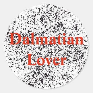 Dalmatian Lover Stickers