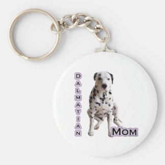 Dalmatian Mom 4 - Keychain