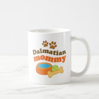 Dalmatian Mommy Dog Breed Gift Coffee Mug