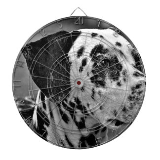 Dalmatian Pet Dog Dartboard