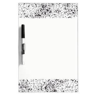 Dalmatian Print Dry Erase Board