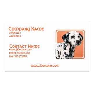 Dalmatian Puppies Business Card
