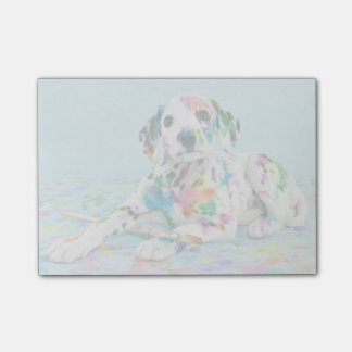 Dalmatian Puppy Post-it® Notes