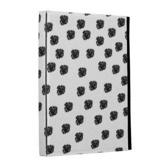 Dalmatian Spots iPad Folio Case