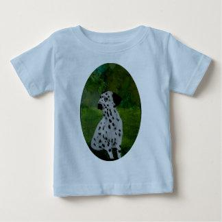 Dalmatian Spotty Dog Art Tshirts
