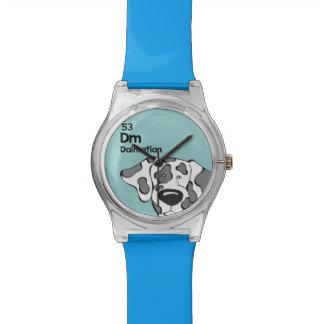 Dalmatian - The Dog Table Wrist Watch