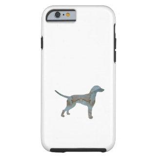 Dalmatian Tough iPhone 6 Case