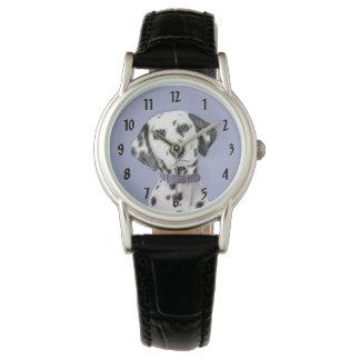 Dalmatian Watch
