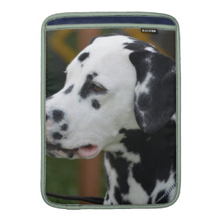 Dalmatian with Spots Sleeves For MacBook Air