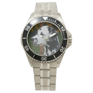 Dalmatian with Spots Wrist Watches