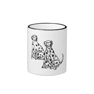 Dalmatians Mugs