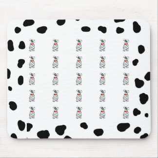 Dalmatiner Mama Mauspad