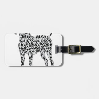Dalmation Bag Tag