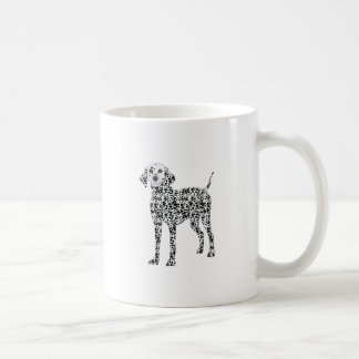 Dalmation Coffee Mug