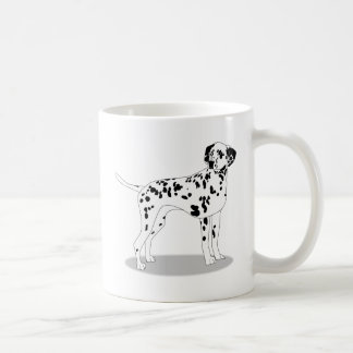 Dalmation Dog Coffee Mug
