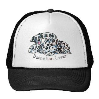 Dalmation Lover Trucker Hat