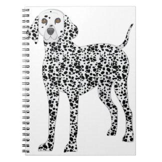 Dalmation Notebooks