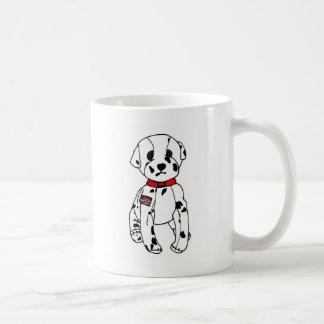 Dalmation Puppy Mug