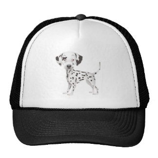 dalmation trucker hat