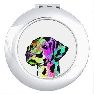 Dalmation Vanity Mirrors