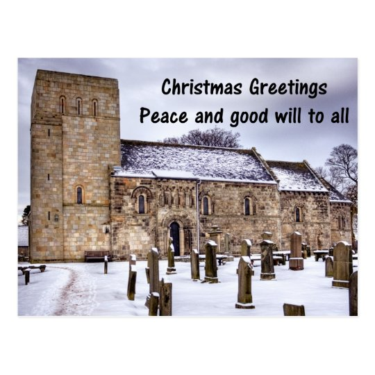 Dalmeny Parish Church Postcard