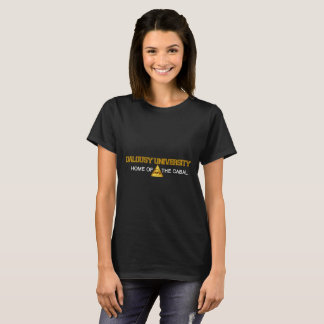 Dalousy University - Home of the Cabal T-Shirt