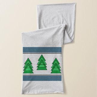 DAL's designer scarf for him