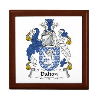 Dalton Family Crest Gift Box
