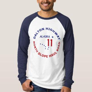 Dalton Highway, North Slope Haul Road T-Shirt