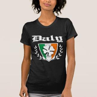 Daly Shamrock Crest T-Shirt