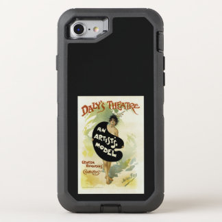 Daly's Theatre OtterBox Defender iPhone 7 Case