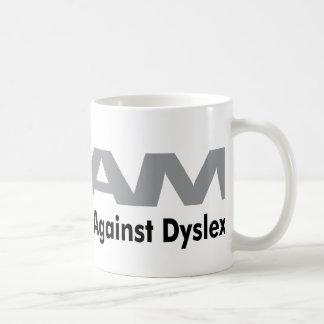 DAM ~ Mothers Against Dyslexia Coffee Mug
