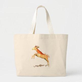 Dama Gazelle Tote Bags